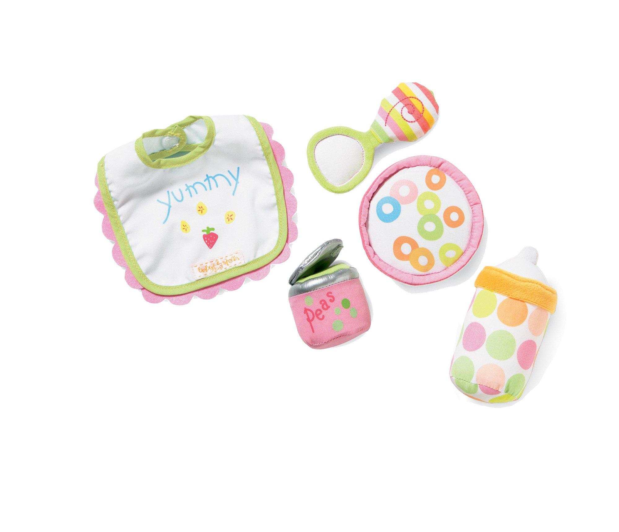 Amazon Com Manhattan Toy Baby Stella Peach Soft Nurturing