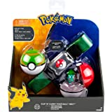 Pokemon Clip-n-Carry Poke Ball Cross Belt - Assorted Colors