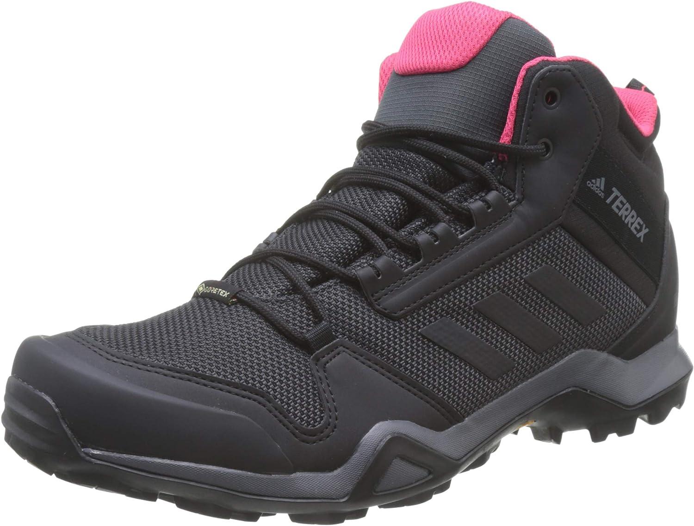 adidas Terrex Ax3 Mid GTX W, Zapatillas de Deporte para Mujer