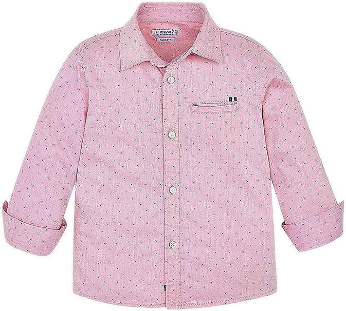 Mayoral 19-04125-041 - Camisa para niño 8 años: Amazon.es: Ropa y accesorios