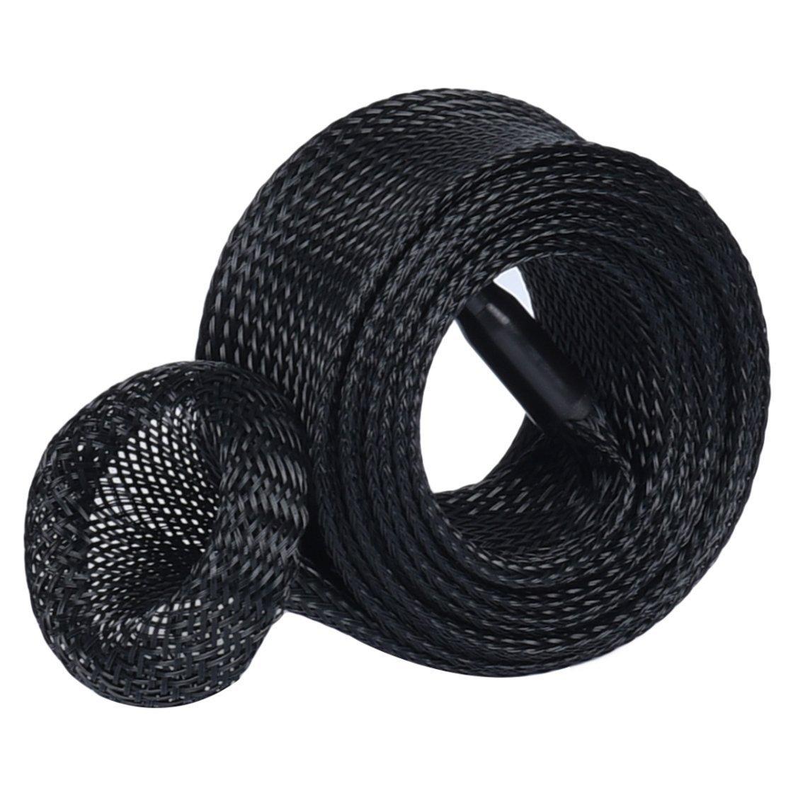 KastKing Rod Sleeve - Protección de Pesca Rod Mangas Bastones de Pesca para Spinning y cañas de baitcasting 2017, Negro: Amazon.es: Deportes y aire libre