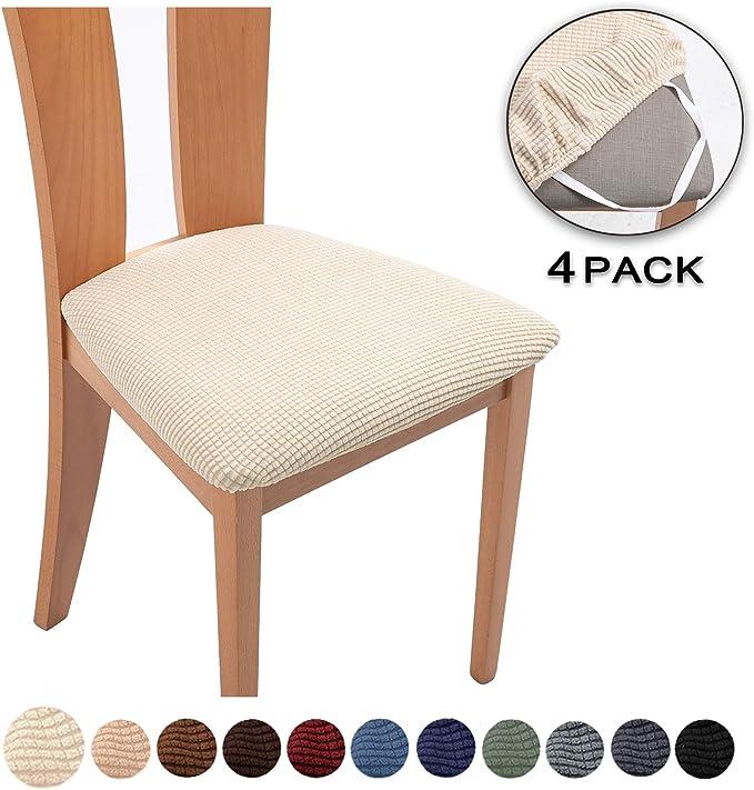 家有熊孩子不怕,可拆洗弹性坐垫套保护餐椅