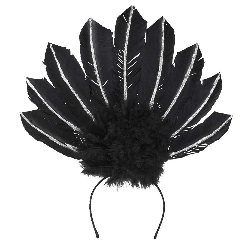 Boland 52100 Samba Serre-tête Noir