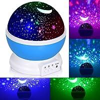 Adoric Proyector Lámpara De Dormir Lámpara Infantil Lámpara