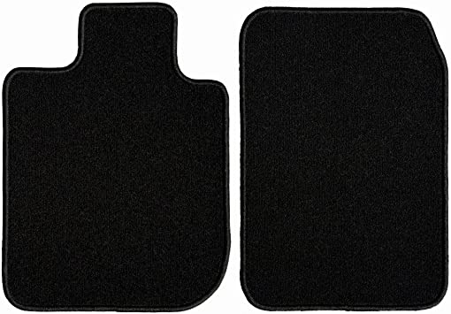 All-Weather Heavy Duty Floor Mats HEXOMAT Front Mats For Nissan P-Z CUSTOM