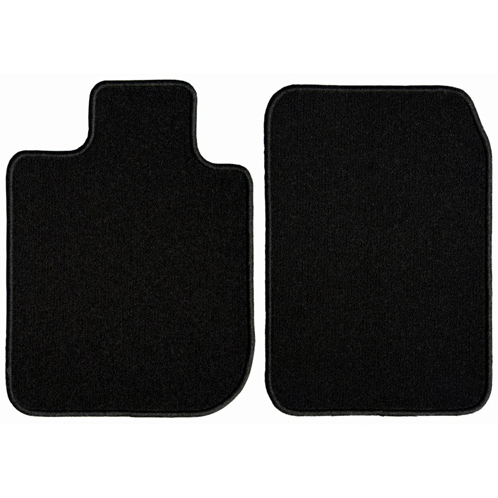 Grey GG Bailey D3395A-F1A-GY Front Set Custom Mats for Select Chevrolet Trailblazer EXT Models Nylon Fiber