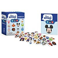Disney Emoji: A Magnetic Kit (Miniature Editions)