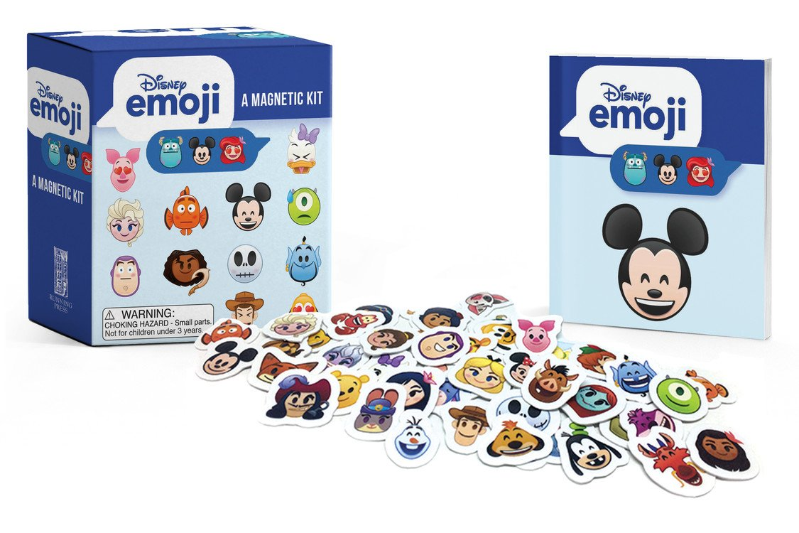 Read Online Disney emoji: A Magnetic Kit (Miniature Editions) pdf
