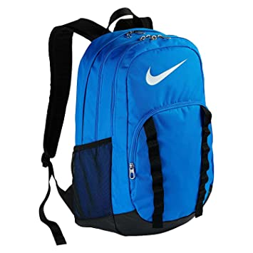 0ffe29e92e594 Nike Brasilia 7 XL Backpack - Blue by Nike: Amazon.co.uk: Sports ...