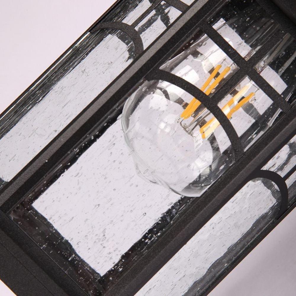 risparmia fino al 50% YLXB LED Speaker Hexagon Impermeabile Impermeabile Impermeabile Modern Simple Cortile Giardino Lampada da parete con balcone,UN,Senza fonte  consegna veloce e spedizione gratuita per tutti gli ordini
