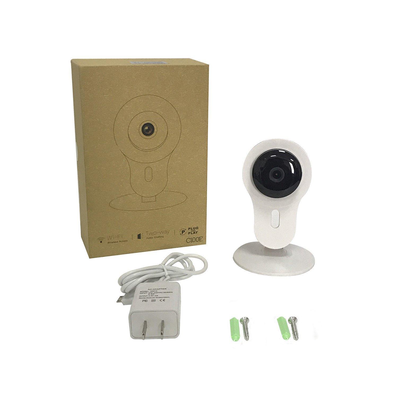 Cámara IP Electrónica - Caméra De Seguridad Inalámbrica IP Interior: Amazon.es: Electrónica