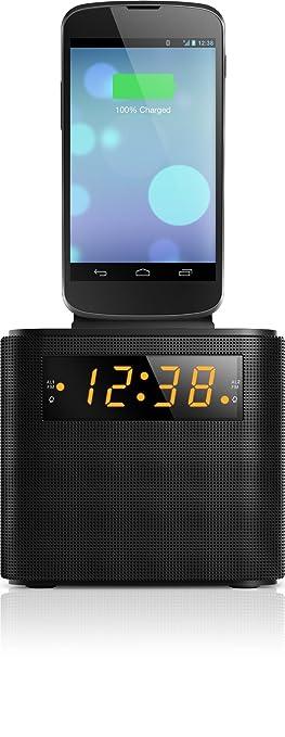 210 opinioni per Philips AJ3200 Radio e Orologio, Docking Station e Caricabatterie Universale per