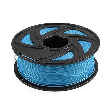 Filamento para impresora 3D de 1,75 mm, PLA, 1 kg, para impresora ...