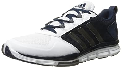adidas Men's Freak X Carbon Mid Cross Trainer, Collegiate Navy/Carbon Met.  White
