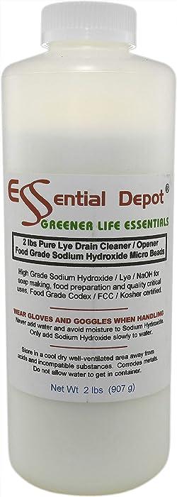 Top 9 Sodium Hydroxide Food Grade Fcc