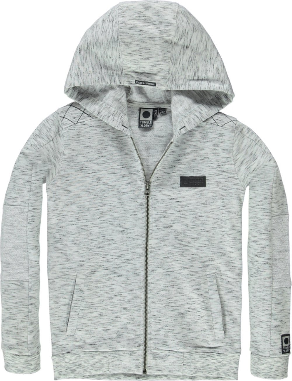Tumble n Dry Junior Boys' Hooded Cardigan Meart, Sizes 6-16 (16/176)