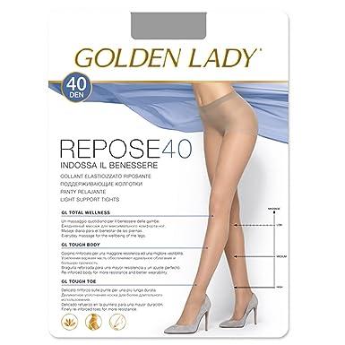 Golden Lady - Panty Repos Repose 40 Femme  Amazon.fr  Vêtements et ... 2ba8ac414ae