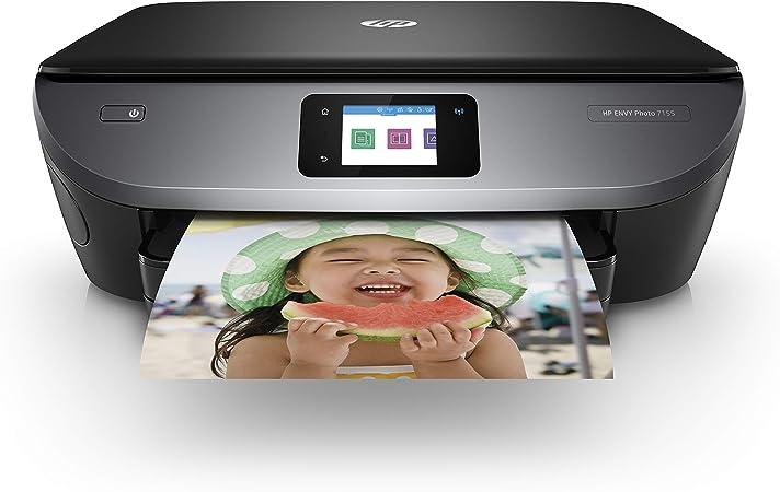 Hp Envy Photo 7155 Impresora Fotográfica Todo En Una Con Impresión Inalámbrica Electronics