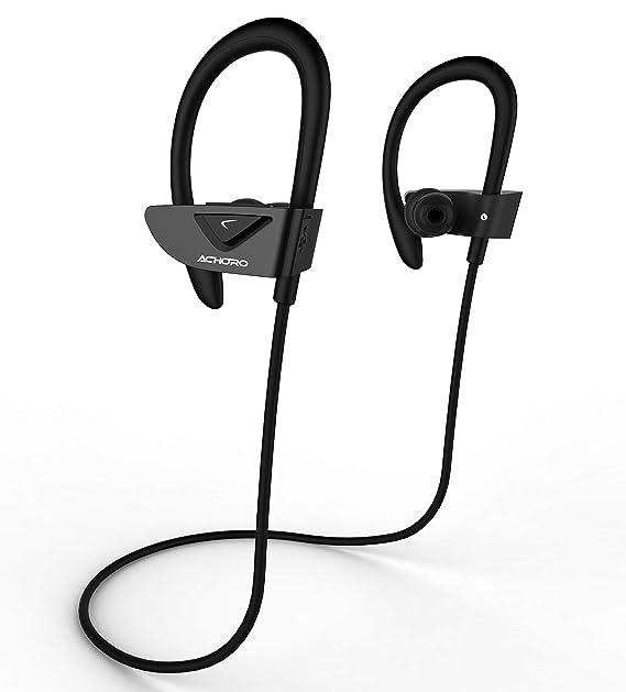 Mini inalámbrico Bluetooth Deportes Auriculares con micrófono para ...