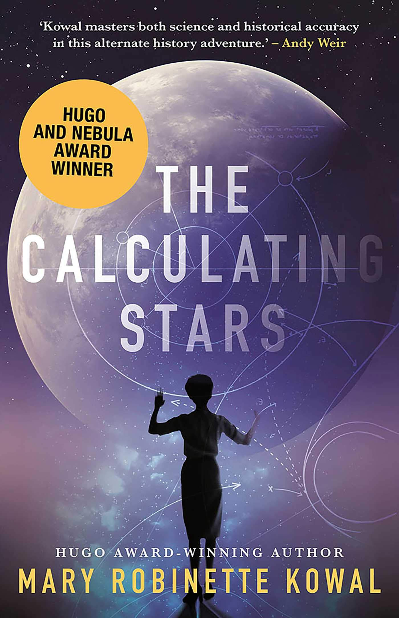 Image result for the calculating stars amazon