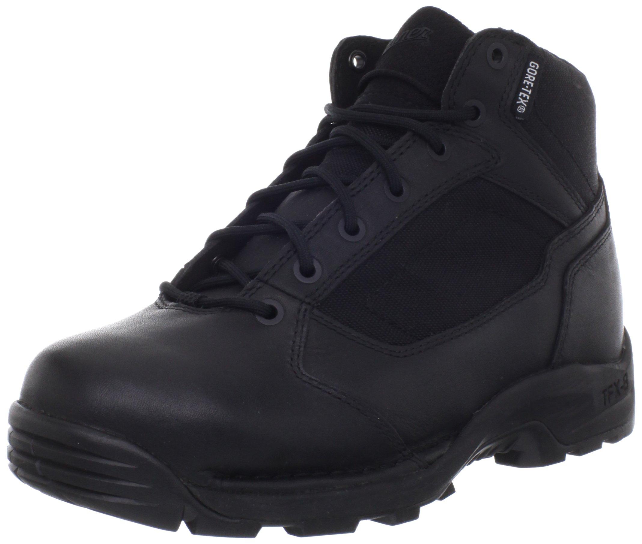 Danner Women's Striker Torrent 45 Work Boot,Black,6.5 M US by Danner
