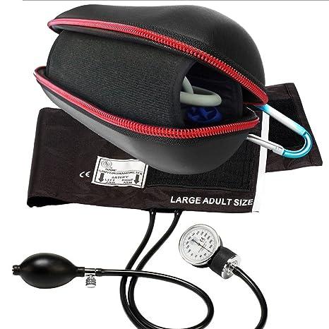 FitSand (TM) viaje cremallera portátil llevar bolsa de carcasa rígida protectora caja para Premium