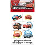 Disney Cars Tattoos, 48ct