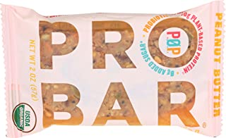 product image for Probar, P0P Nutrition Bar Peanut Butter Organic, 2 Ounce