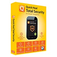 Quick Heal Total Security Latest Version for Android - 1 Device, 1 Year (Activation Key Card)
