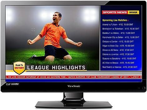 Viewsonic VT2405LED - Televisor LCD (60,96 cm (24
