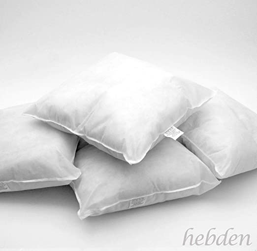 18 Cushion Inners-pack of 4 by Bedding Online: Amazon.es: Hogar