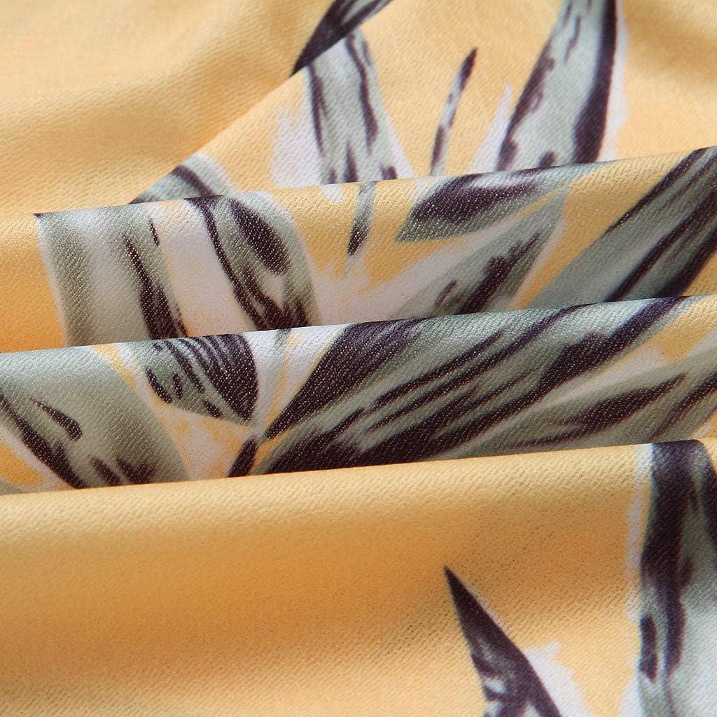 Women Rompers Boho Floral Criss Cross Prints Backless Sleeveless Short Playsuit Jumpsuit