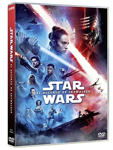 Star Wars: El Ascenso de Skywalker [DVD]: Amazon.es: Daisy Ridley ...