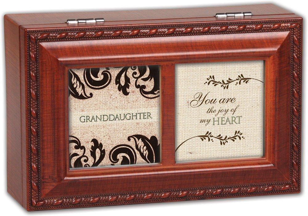 【返品不可】 Cottage Cottage Garden My Granddaughter木目調小柄音楽ボックス/ジュエリーボックスPlays Light Up Life My Life B00BRX2B2Y, アンガ食品 安さんがつくるキムチ:f3ac4f0d --- arcego.dominiotemporario.com