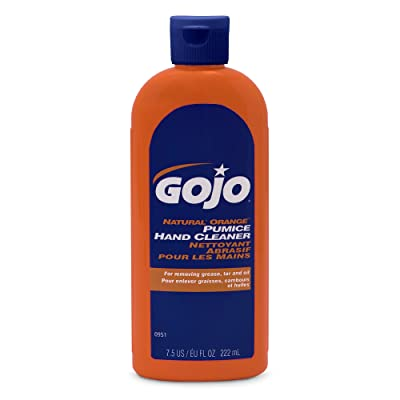 Gojo Industries 0951-15 Orange Pumice, 7.5 Oz: Automotive