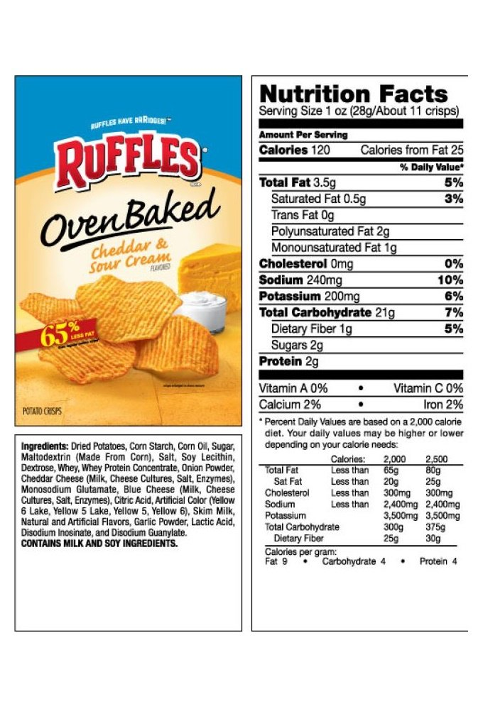 http www oneingredientchef com how to get nutrition facts