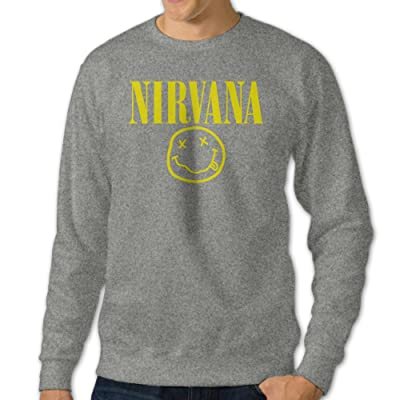 101Dog Nirvana Mens Pullover-sweaters Ash