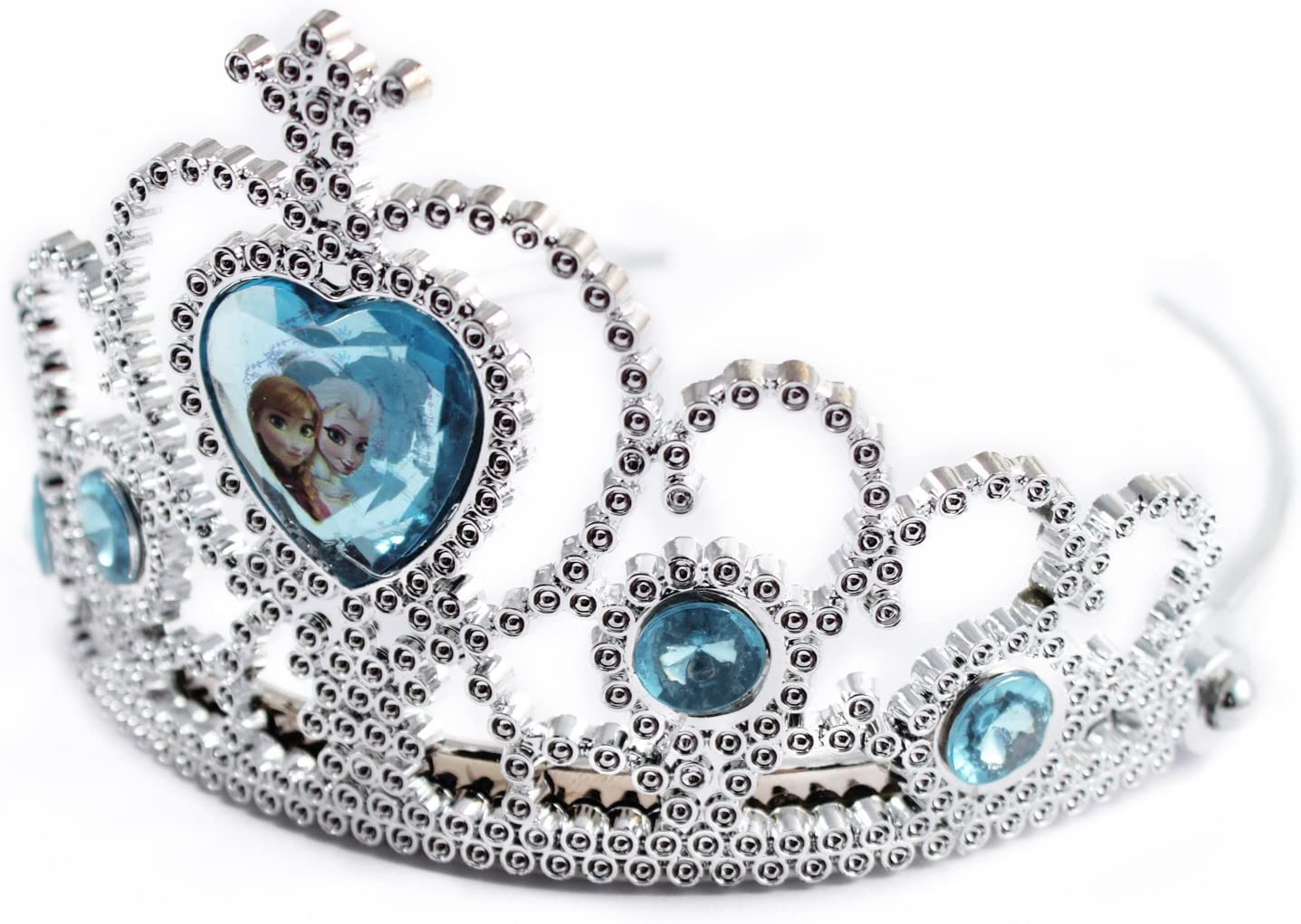 Cute Tiara Girls Baby Anna Crown Princess elsa frozen