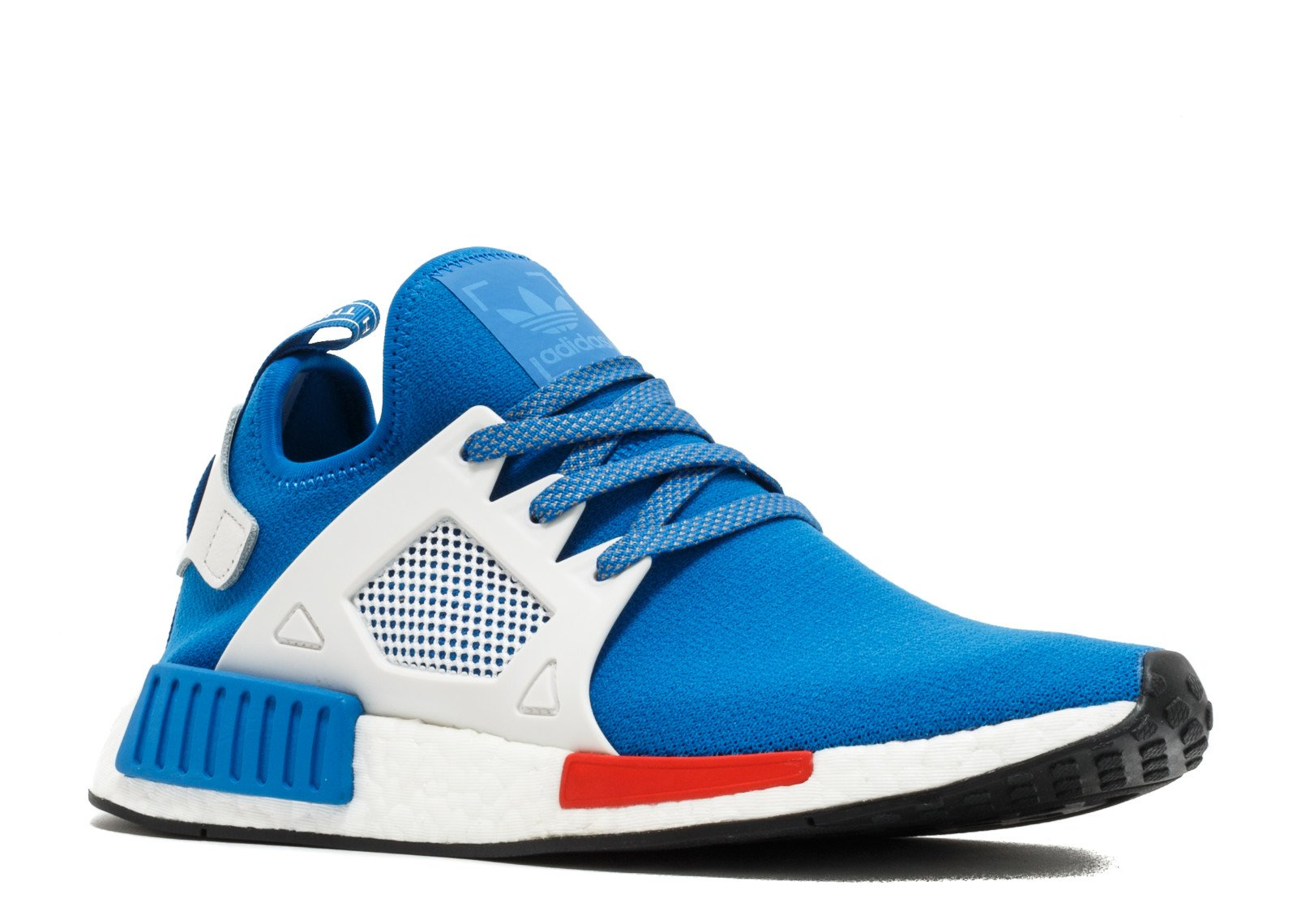 adidas Originals NMD_XR1 Mens Running Trainers Sneakers Shoes (US 8, Blue Red White CG3092)