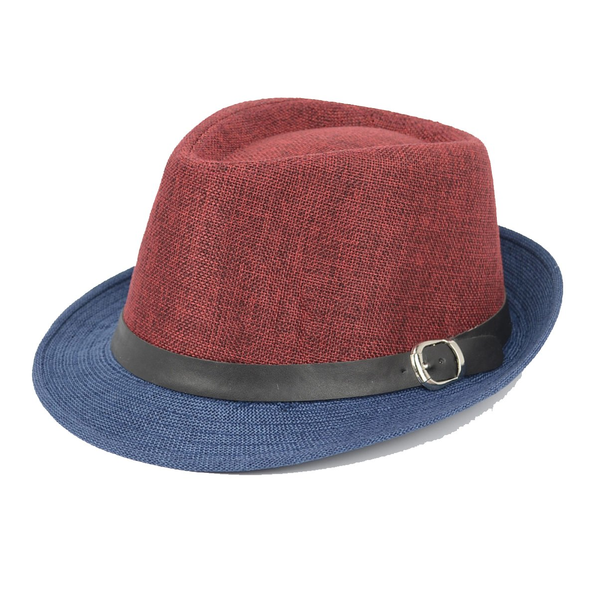 Korean Version Of The Trend Linen Jazz Hat England Small Hat Male And Female Beach Sun Hat WYM Hat