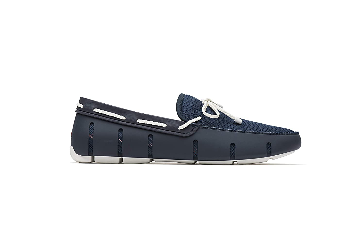 TALLA 42 EU. Swims Braided Lace Loafer, Mocasines para Hombre