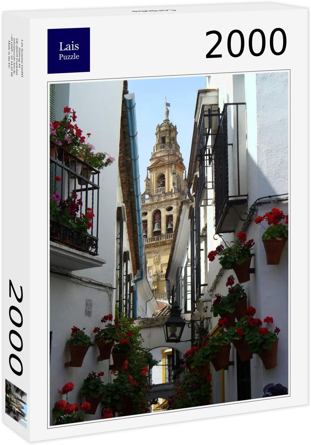 Lais Puzzle Córdoba 2000 Piezas: Amazon.es: Juguetes y juegos