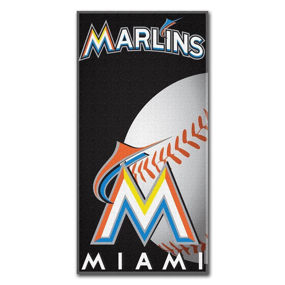 The Northwest Company MLB Emblem Beach Towel
