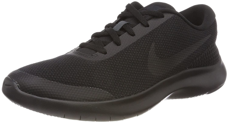 NIKE Women's Flex Experience 7 Running Shoe B071444ZBY 11 B(M) US|Black Black Anthracite