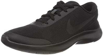 9a11ddc1f092 Image Unavailable. Image not available for. Color  Nike Women s Flex  Experience RN 7 Black Black Anthracite ...