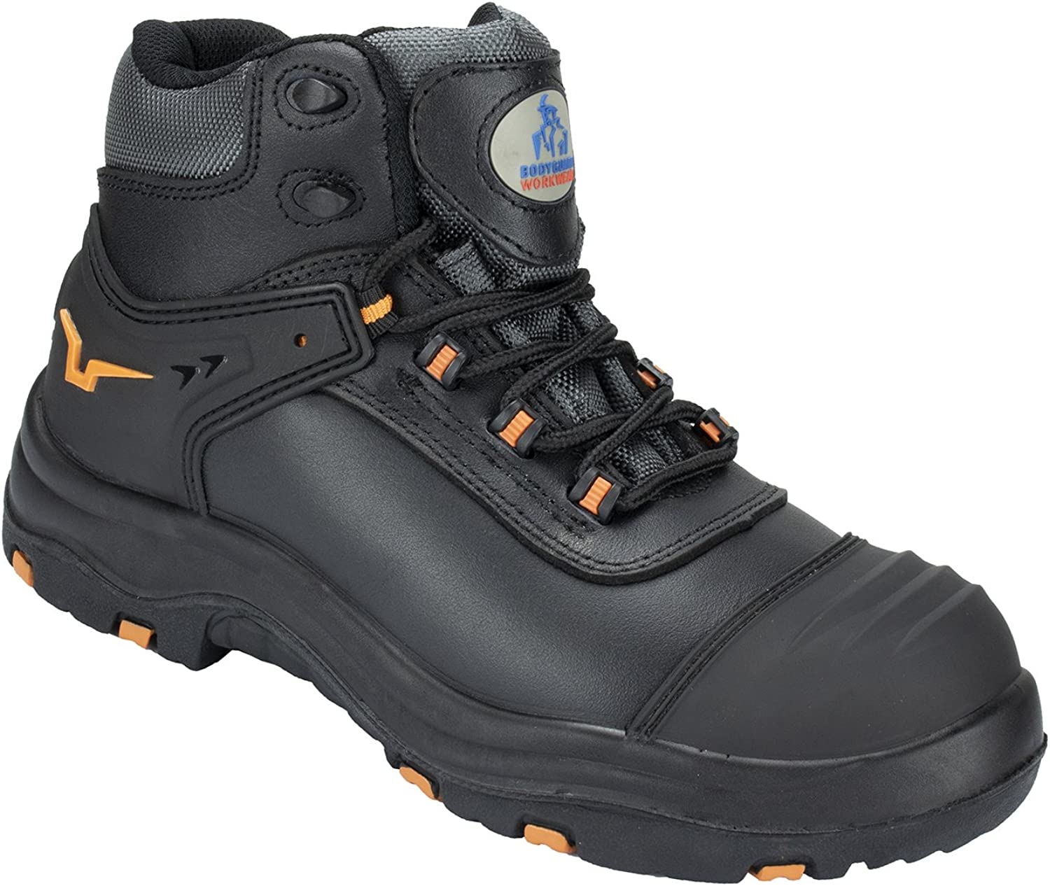 Dynamic Safety Work Boot, High Ankle