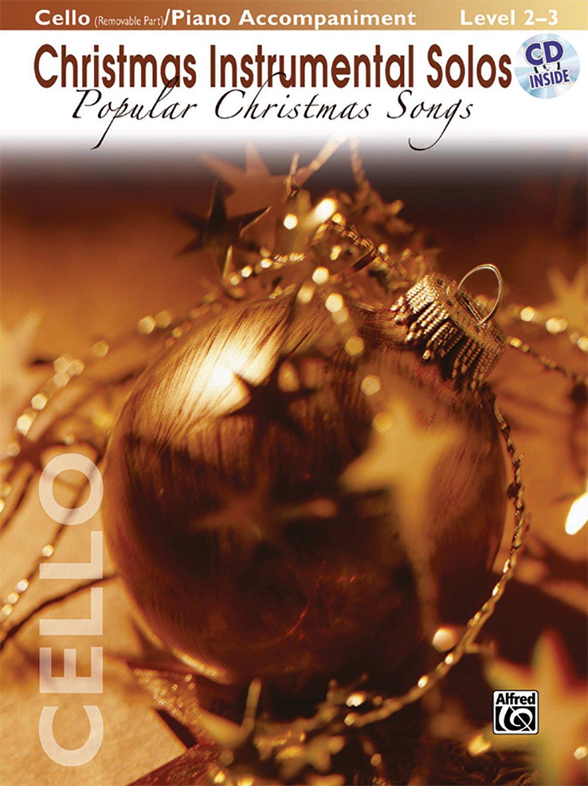 Amazon.com: Christmas Instrumental Solos -- Popular Christmas ...