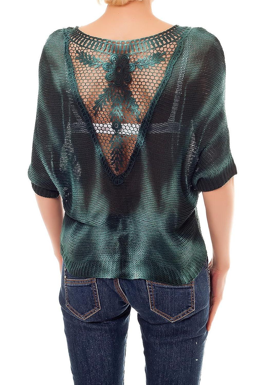 11128 Gregster Damen Rundhals Sport T-shirt