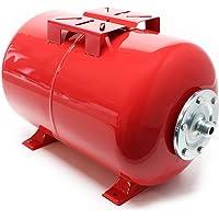 Vaso de expansión acero inoxidable 100L, depósito
