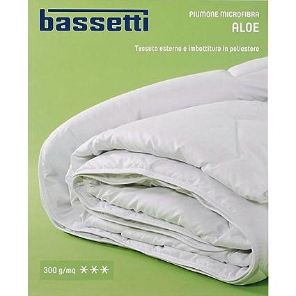 quality design e76b8 a9534 Bassetti Piumone, Bianco, 250 X 200 Cm